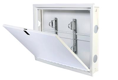 جعبه کلکتور همراه با پایه و بست